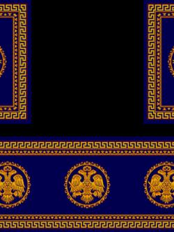 ardebil-1001-726blueSET Πατακι 1,00χ1,30m