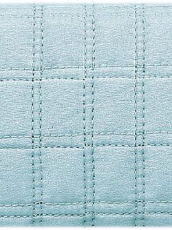Κουβερλί υπέρδιπλο Cursive Art 1600  220x240  Γαλάζιο
