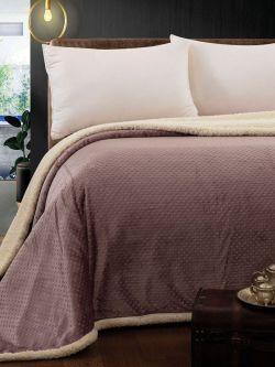 Κουβέρτα υπέρδιπλη Art 1710  220x240  Σάπιο Μήλο