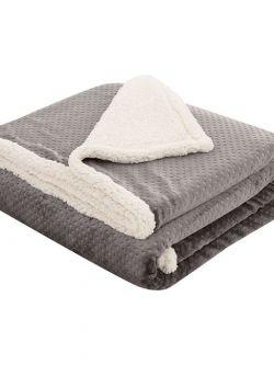 Κουβέρτα υπέρδιπλη Art 1712 220x240  Γκρι