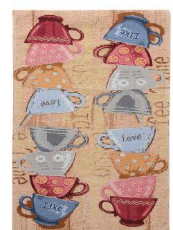 Χαλί Canvas 210X -  050x080 cm Royal Carpet