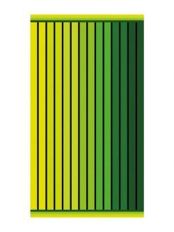 Πετσέτα θαλάσσης Art 2121 80x160 Πράσινο