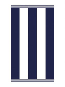 Πετσέτα θαλάσσης Art 2132 80x160 Μπλε