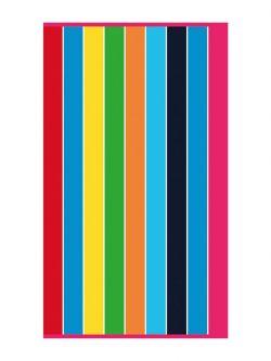 Πετσέτα θαλάσσης Art 2133 80x160 Εμπριμέ