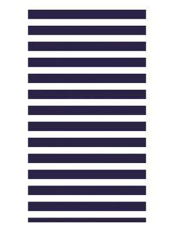 Πετσέτα θαλάσσης Art 2134 80x160 Μπλε