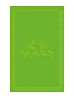 Πετσέτα θαλάσσης Art 2146 80x160 Πράσινο