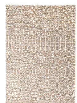 Βαμβακερό Χαλί Casa Cotton 22090 Yellow -  067x140 cm Royal Carpet