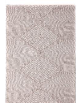 Βαμβακερό Χαλί Casa Cotton 22091 Beige -  067x140 cm Royal Carpet