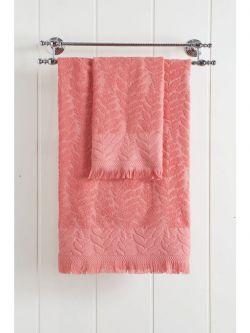 Πετσέτα μπάνιου Art 3220  70x140  Κοραλί