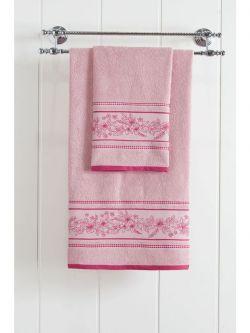 Πετσέτα μπάνιου Art 3225  70x140  Ροζ