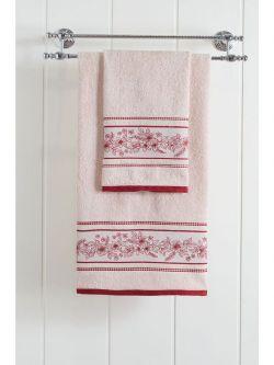 Πετσέτα μπάνιου Art 3226  70x140  Εκρού