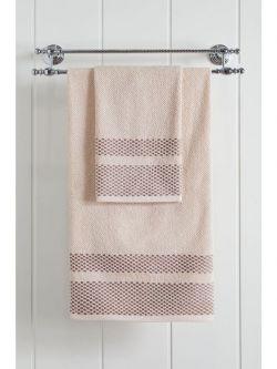 Πετσέτα μπάνιου Art 3227  70x140  Εκρού