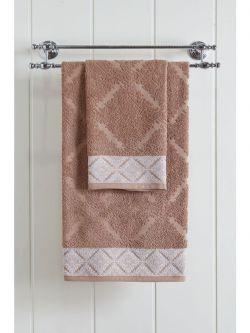 Πετσέτα μπάνιου Art 3230  70x140  Μπεζ