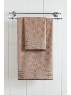 Πετσέτα μπάνιου Art 3233  70x140  Μπεζ