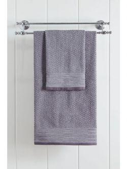 Πετσέτα μπάνιου Art 3235  70x140  Γκρι