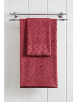 Πετσέτα μπάνιου Art 3238  70x140  Κεραμιδί