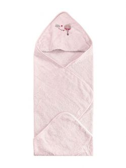 Κάπαμπουρνούζι Art 5207  0-2ετών Ροζ