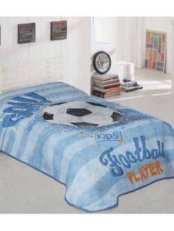 Κουβέρτα μονή Art 6106  160x220  Εμπριμέ