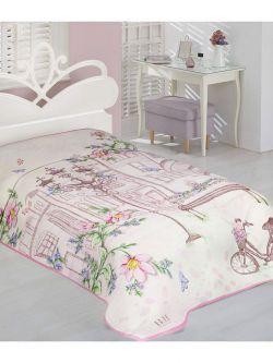 Κουβέρτα μονή Art 6107  160x220  Εμπριμέ