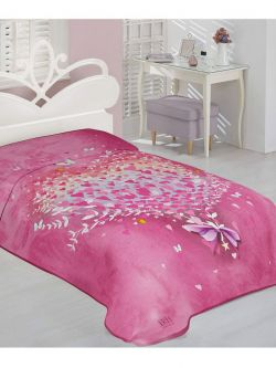 Κουβέρτα μονή Art 6112  160x220  Εμπριμέ