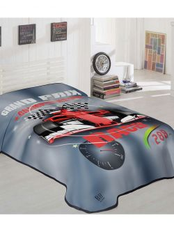 Κουβέρτα μονή Art 6115  160x220  Εμπριμέ