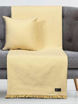 Μαξιλαροθήκη διακοσμητική Art 8359 45x45 Κίτρινο