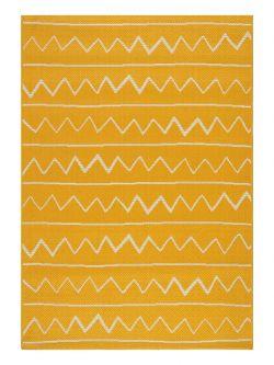 Χαλί Jolly Art 9746 133x190 Κίτρινο