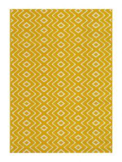 Χαλί Jolly Art 9758 Κίτρινο