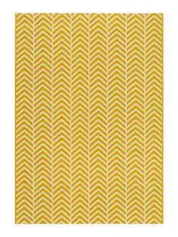 Χαλί Jolly Art 9760 Κίτρινο