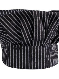 Επαγγελματικό Καπέλο Virtu Μαύρο,Λευκό