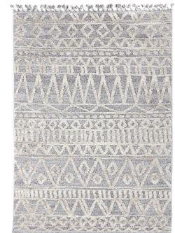 Xαλί La Casa 7808B D. Grey L. Grey -  067x140 cm Royal Carpet