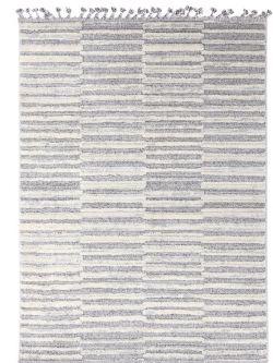 Xαλί La Casa 9923A White L. Grey -  133x190 cm Royal Carpet